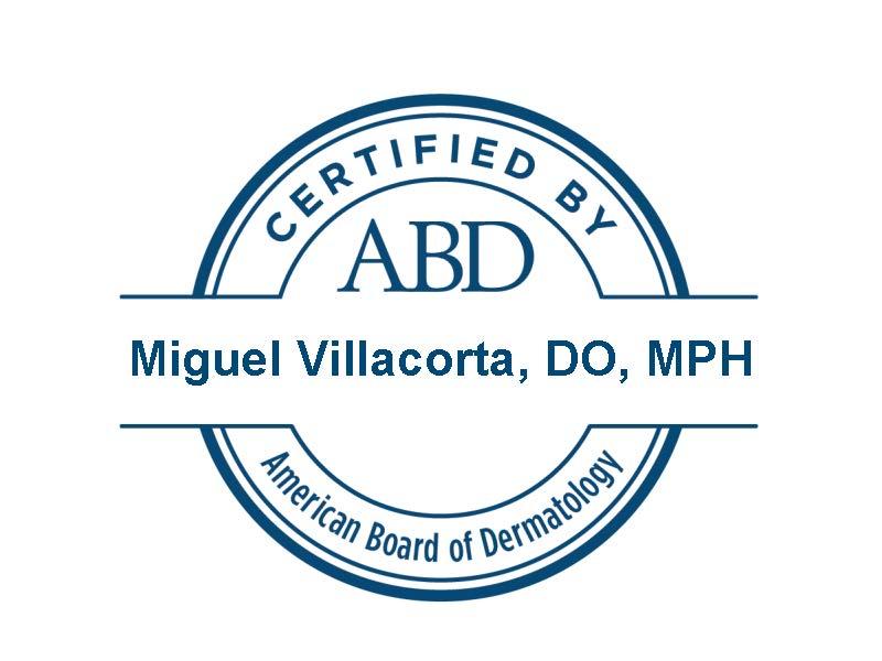 American-Board-Of-Dermatology-Certification-Villacorta